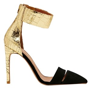 Jeffrey Campbell Stilleto Black black, gold Pumps