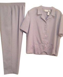 Alfred Dunner Casual Suit