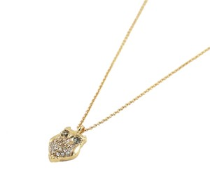Kate Spade NEW Kate Spade New York In The Woods Owl Pendant Necklace - 12k Gold Crystals