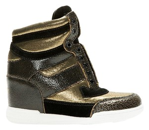 Marc by Marc Jacobs Sneaker Wedges Sneakers gold Athletic