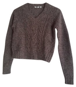 Uniqlo Cropped Cashmere Sweater