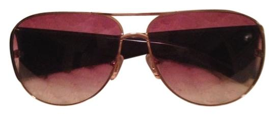 Marc Jacobs Marc Jacobs Aviator Sunglasses with Case