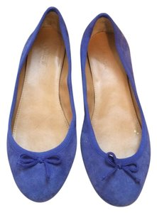 J.Crew royal blue Flats
