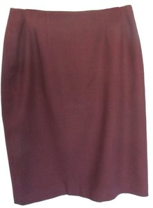 Ellen Tracy Skirt plum