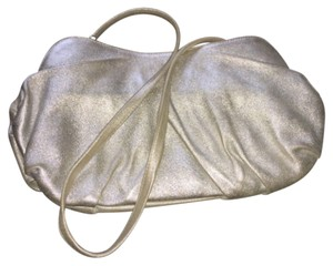 Magrit Silver Clutch