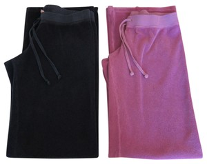 Juicy Couture Relaxed Pants Navy & Pink
