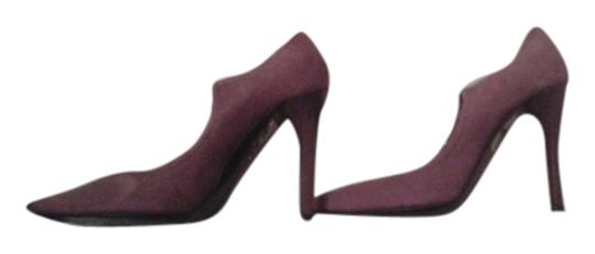 L'Wren Scott plum Pumps Image 0