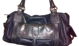 Tod's Satchel in Navy