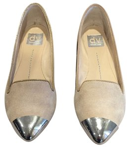 Dolce Vita Nude suede Flats