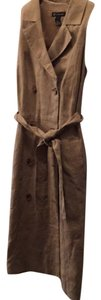 INC International Concepts short dress Light brown on Tradesy