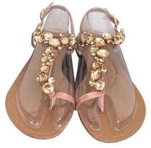 Dollhouse Blush Sandals