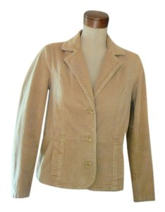 St. John Bay Women's Beige Jacket