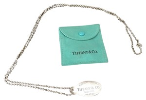 Tiffany & Co. Return To Tiffany's Tag Necklace