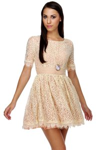 Darling Lace Cocktail Party Dress