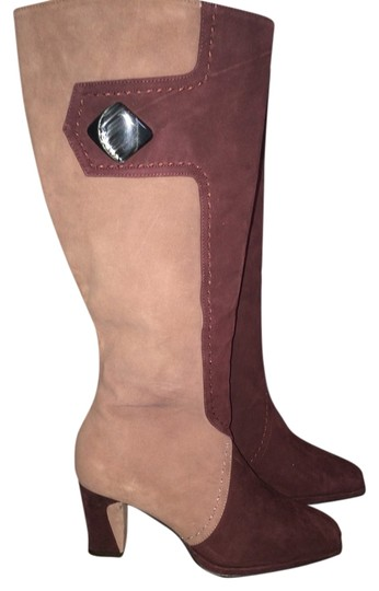 Aerosoles Multi - Purple Boots
