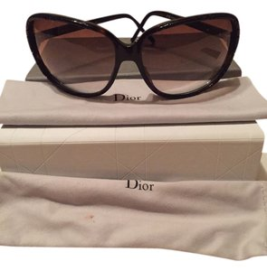 Dior Christian Dior Oversize Cannage Sunglasses