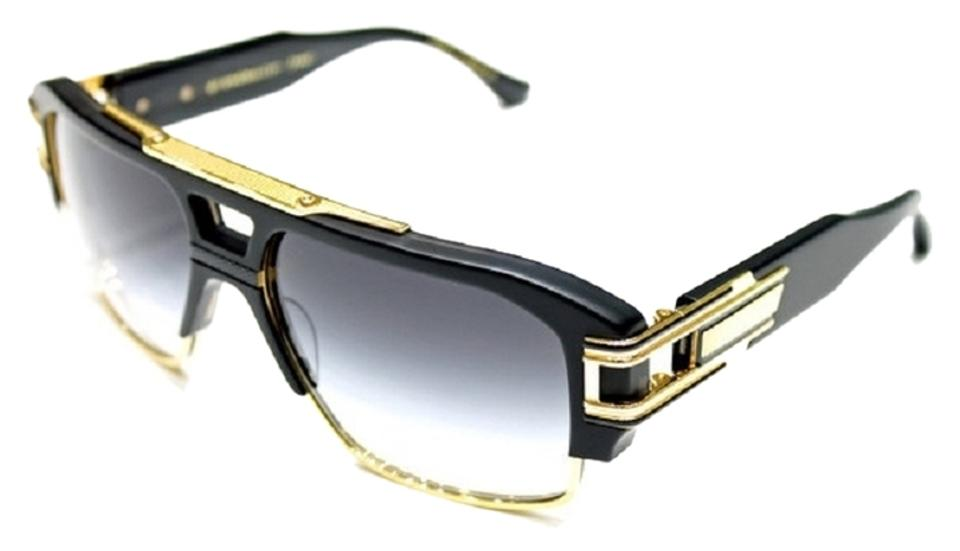 9f85f71ee6 Dita Blk Gold Grandmaster Four Unisex Mens Womens In Box with Cloth Free  Shipping Sunglasses