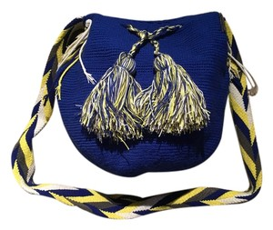 Wayuu Tribe Susu Cross Body Bag