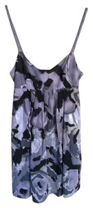 Susana Monaco short dress black, gray, white on Tradesy