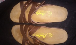 New Age brown Sandals