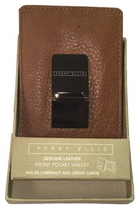 Perry Ellis Front Pocket Wallet Clip