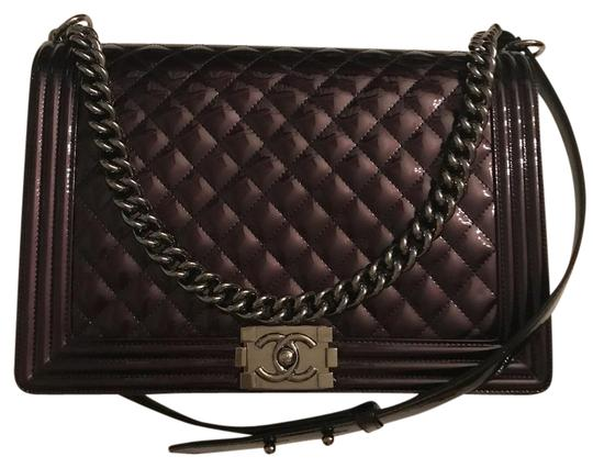 4776c872f74776 Chanel Boy Bag Black Patent | Stanford Center for Opportunity Policy ...