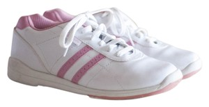 Dexter White & Pink Athletic