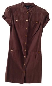 Arden B short dress Brown on Tradesy