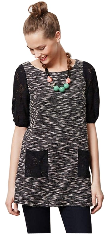 9ee69e09e549 Anthropologie Postmark Staccato Lace Tunic Size 2 (XS) - Tradesy