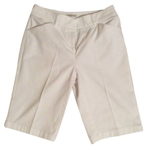 Jones New York Bermuda Shorts White