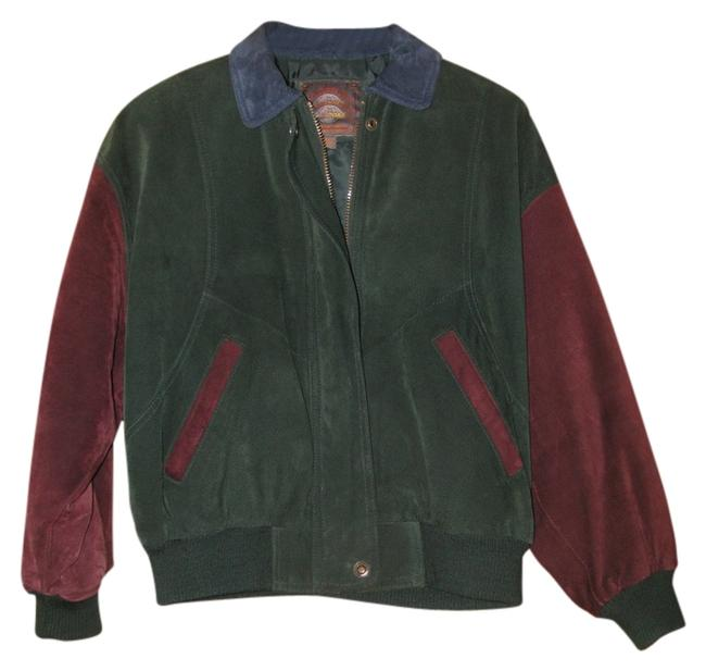 Preload https://img-static.tradesy.com/item/798547/wilsons-leather-multi-colors-leather-jacket-size-8-m-0-0-650-650.jpg