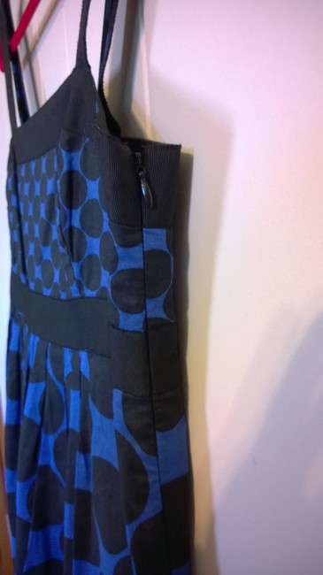 INC International Concepts short dress Black and Blue on Tradesy