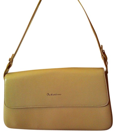 Fuweidi Classic Leather Shoulder Bag