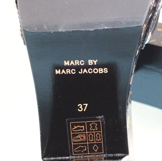 Marc by Marc Jacobs Black Sandals