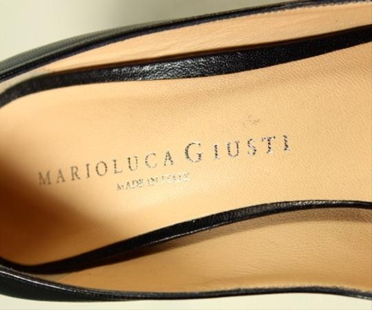 Marioluca Giusti Firenze Black Pumps