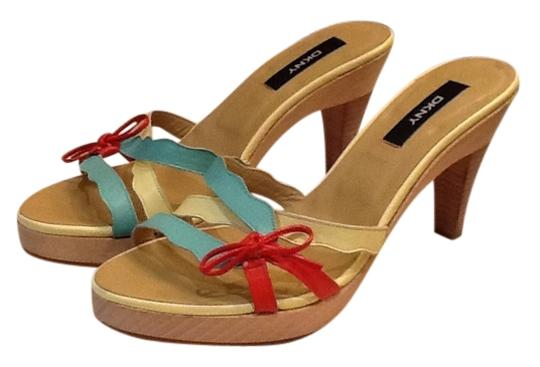 Preload https://item1.tradesy.com/images/dkny-light-greenlight-limey-yellowred-bow-sandals-size-us-9-799690-0-0.jpg?width=440&height=440