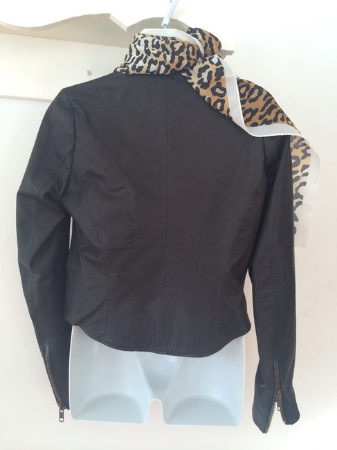 HART & HART Black Jacket
