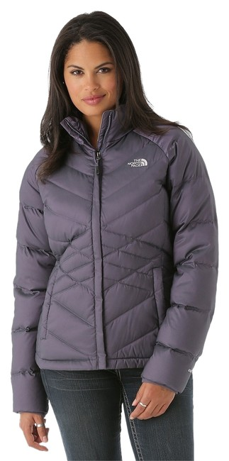The North Face Purple Jacket Size 4 (S) The North Face Purple Jacket Size 4 (S) Image 1