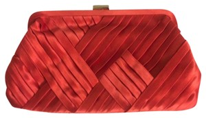 J.Crew Papaya Clutch