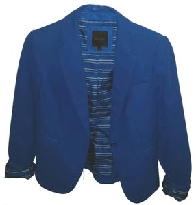The Limited New cobalt blue blazer