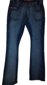 South Pole Collection Boot Cut Jeans-Medium Wash