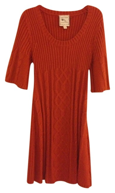 Item - Pf00895 Po400899 Burnt Orange Sweater