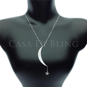 CasaDiBling The Moon Star Necklace