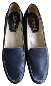 ART Italy Dark Navy Flats