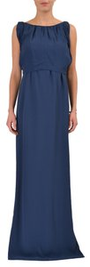 Blue Maxi Dress by Hugo Boss