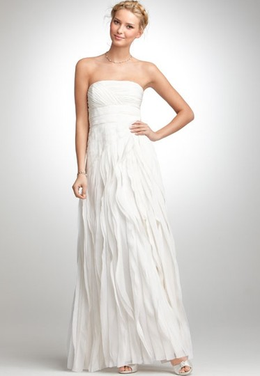 Preload https://item1.tradesy.com/images/ann-taylor-ivory-silk-strapless-georgette-flutter-gown-style-258738-modern-wedding-dress-size-2-xs-80035-0-0.jpg?width=440&height=440