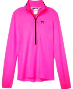 PINK Pink Ultimate Half Zip Top