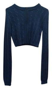 Splendid Cable Knit Sweater