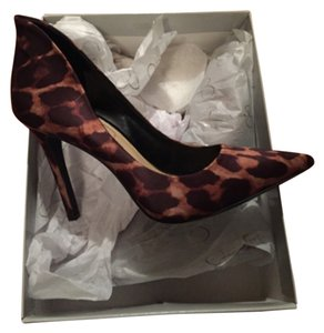 Jessica Simpson Leopard Pumps
