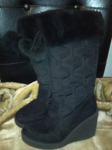 No Boundaries Black Boots